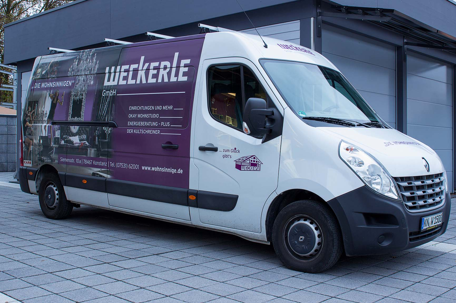 Weckerle Sprinter