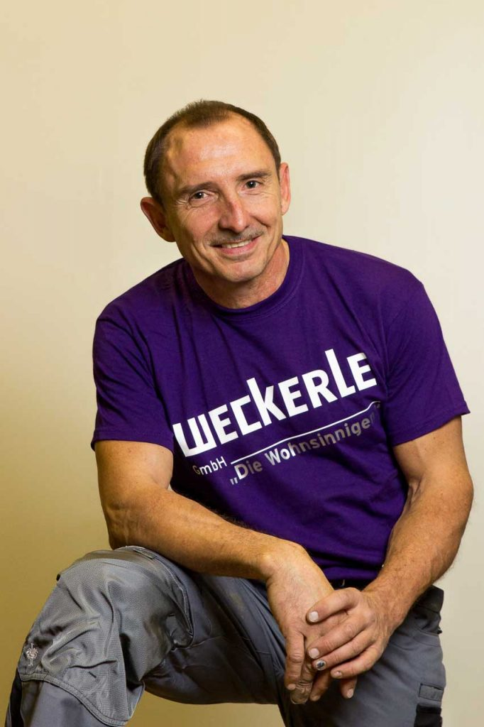 Michael Weckerle
